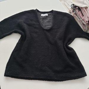 OAk & FORT crop sweater